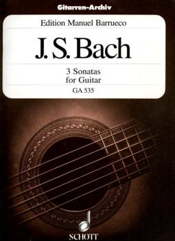 3 Sonatas for Guitar