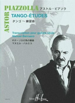 Tango-Etudes (now available
