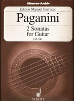 2 Sonatas for Guitar